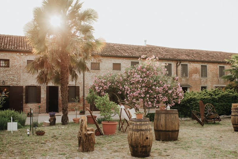 Charming Loft in Organic Farm, location de vacances à Lonigo