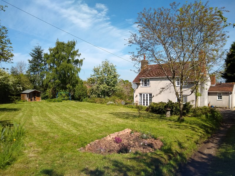 Worfield Cottage, holiday rental in Mordiford