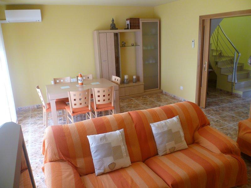 Delta Paradise, vacation rental in L'Eucaliptus