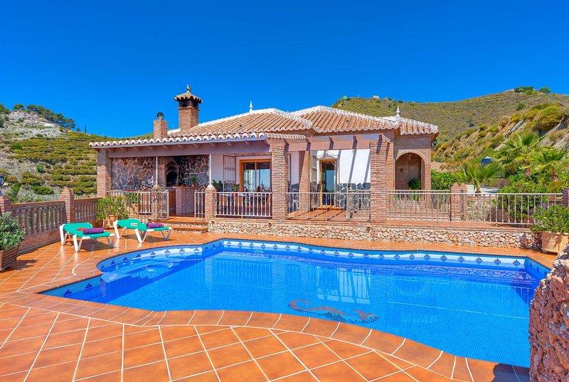 Open-plan villa with amazing ocean views., holiday rental in Maro