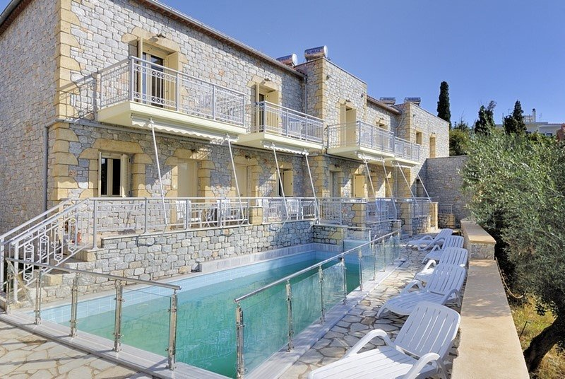 Manoleas Villas - Apartment 5, vacation rental in Stoupa