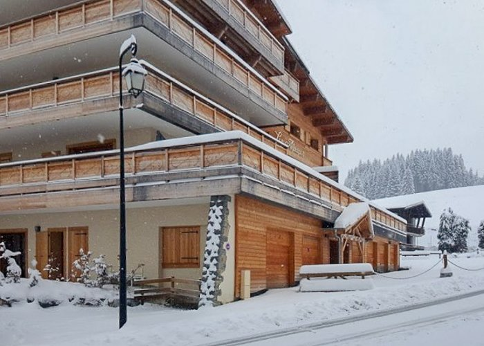 Apartment Les Alpages, vacation rental in Les Gets