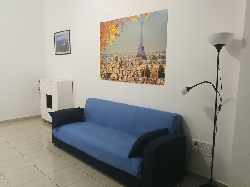 New, charming and comfortable apartment in Vasto, vacation rental in Vasto