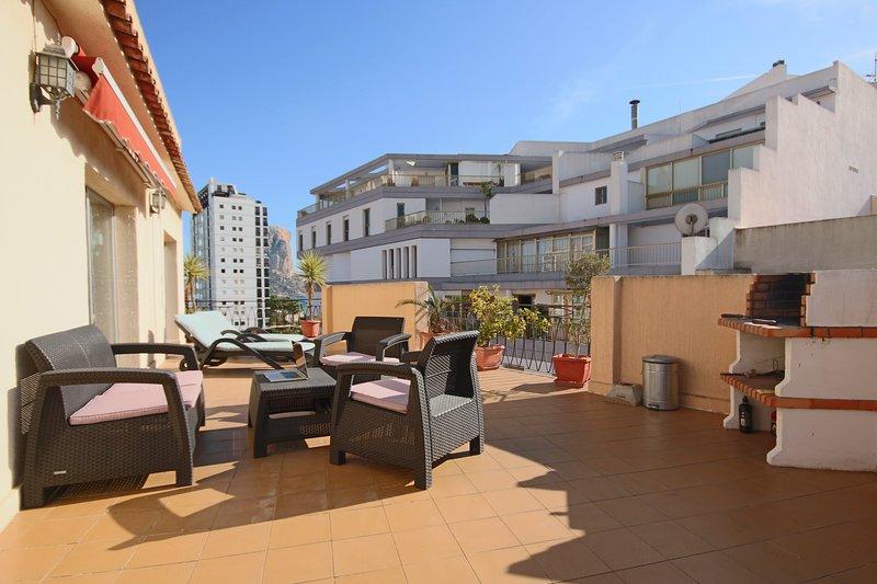 Paola Penthouse - Costa CarpeDiem, holiday rental in Calpe
