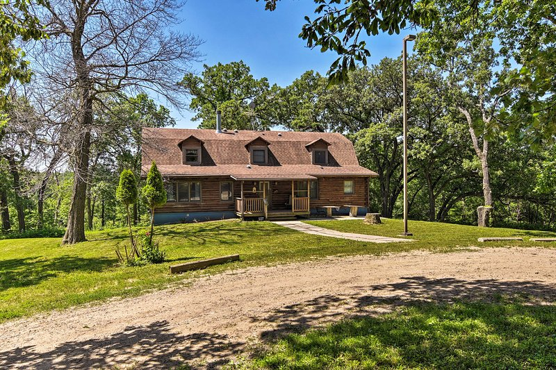 Ready for your rural retreat? Book now!