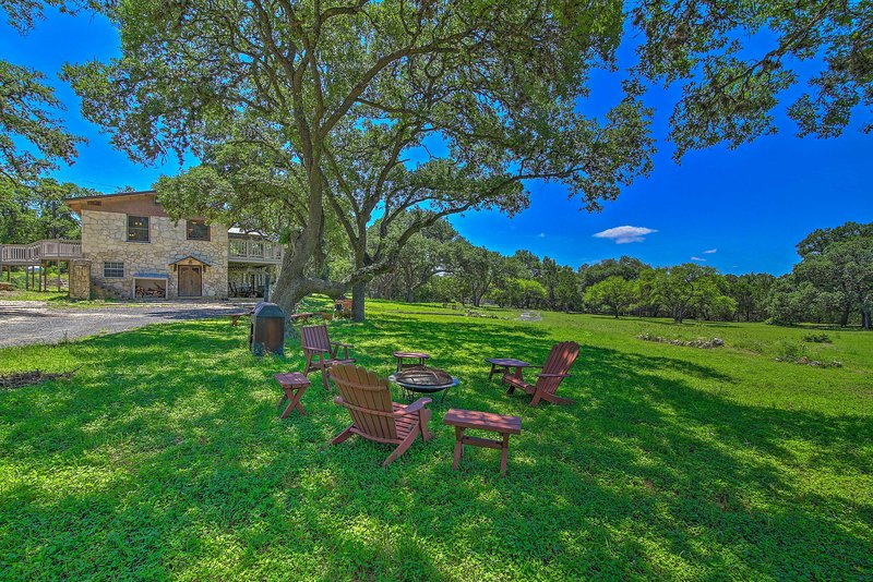 Enjoy a wonderful getaway for the family at this San Antonio vacation rental.