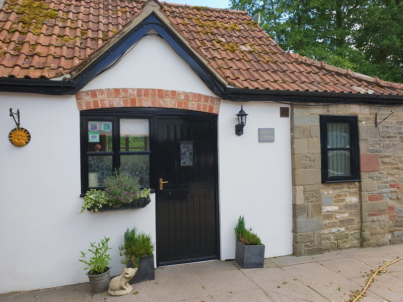 The Miners Cottage, vacation rental in Alvington