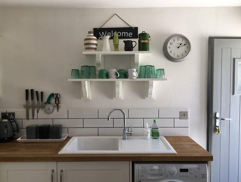 Hocking's Green - stylish, cosy and dog friendly, location de vacances à Liskeard