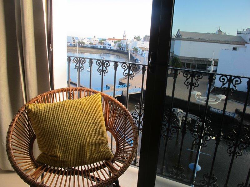 LIVING EL CHARCO, vacation rental in Puerto Naos