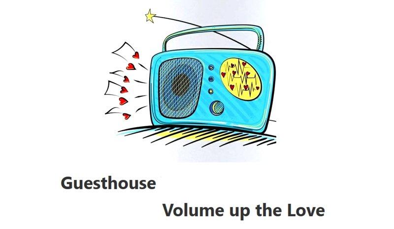 Sube el volumen del amor, no te oigo.