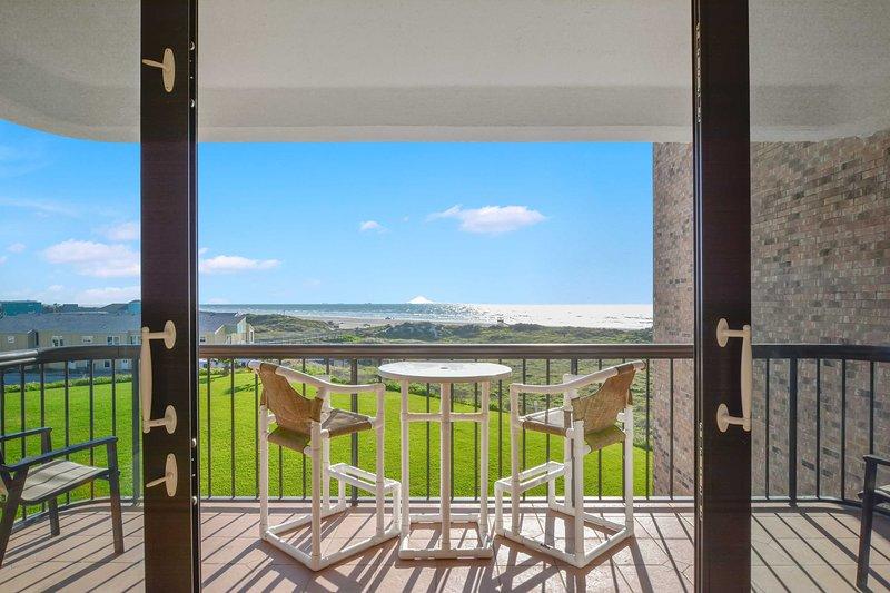 Questa casa vacanze vanta una vista sull'oceano!