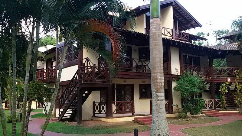 Casa em condomínio fechado frente ao mar, aluguéis de temporada em São Sebastião