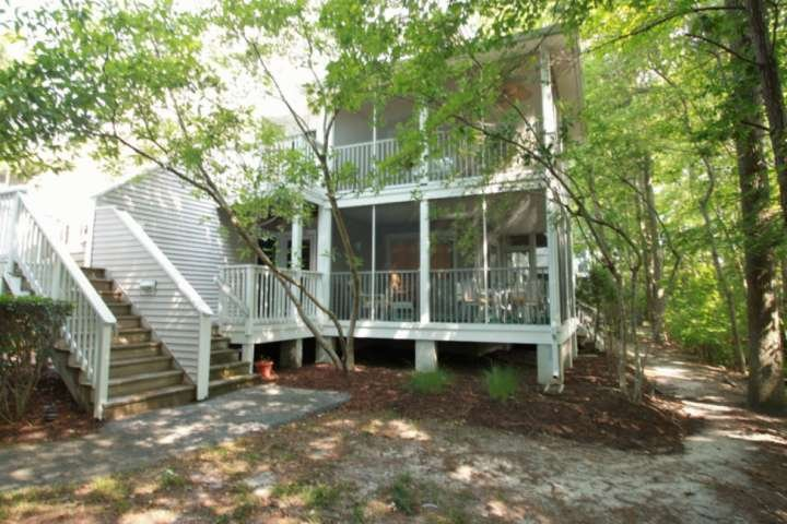 Spacious 2 BR 2 Bath Condo Nestled Near the Woods with Great Porch Area