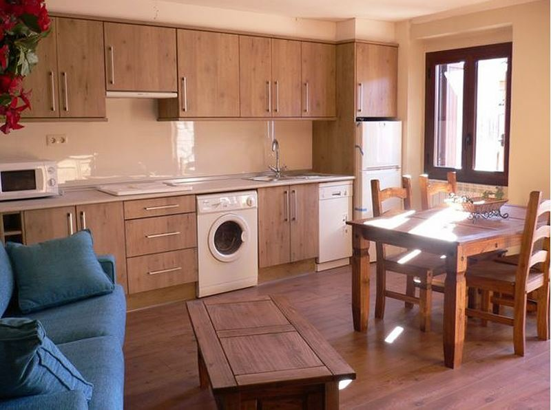 Beautiful apt with mountain view, holiday rental in Bisaurri
