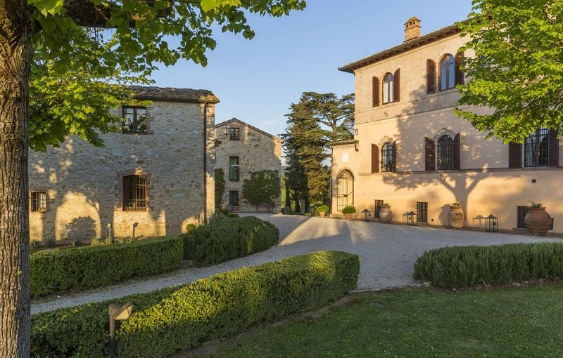 Villa Collalto, Ferienwohnung in Colle di Val d'Elsa