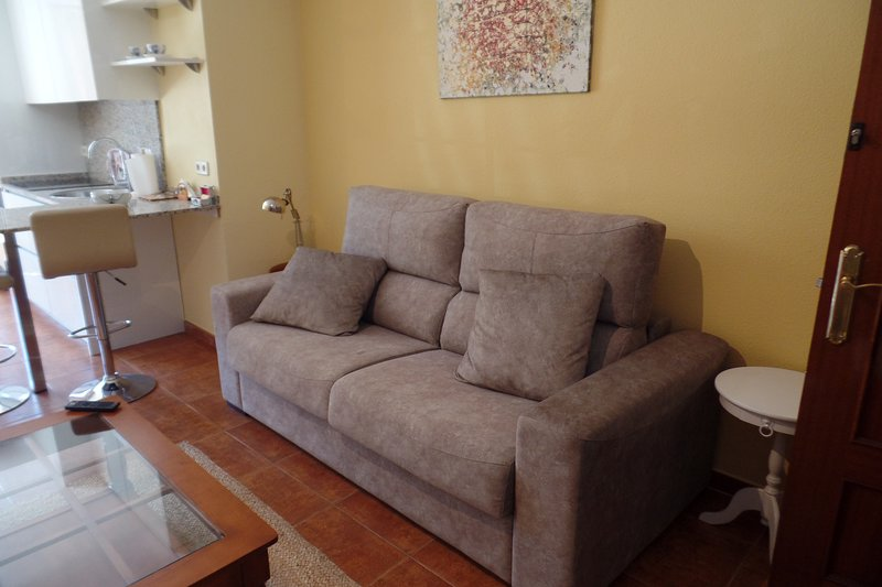 Amazing apartment with terrace, holiday rental in Colmenar Viejo