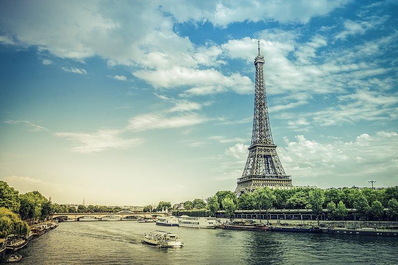 La Torre Eiffel è a pochi minuti!