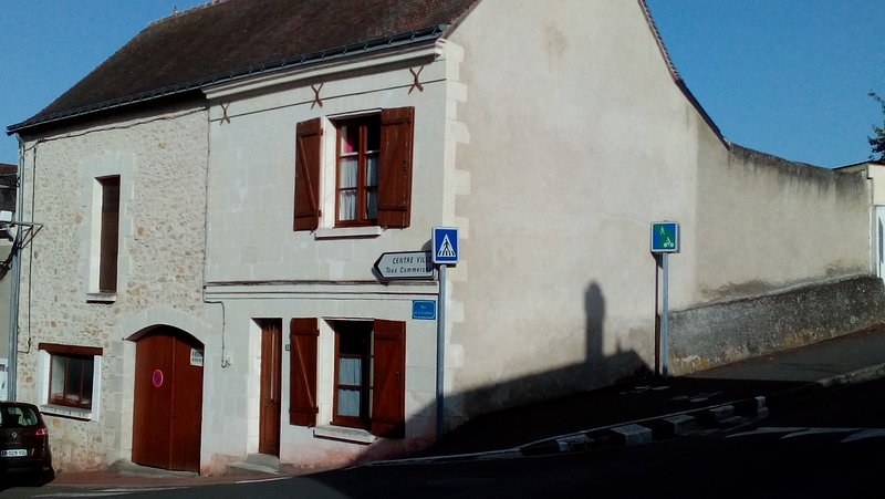 Maison meublee Vacances pres de Tours et de Chattelrault, location de vacances à Ingrandes