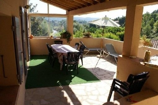 Nice apartment with shared pool, holiday rental in Crestet