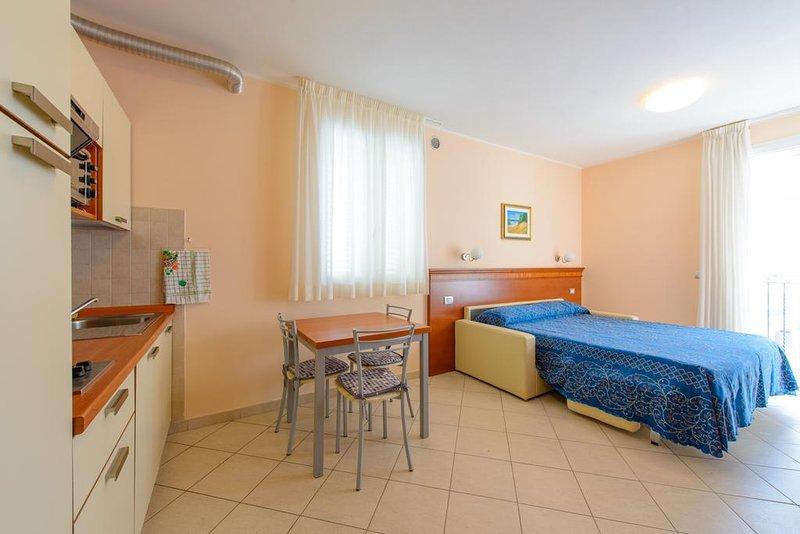 Amazing studio in Rimini & Wifi, vacation rental in Viserbella