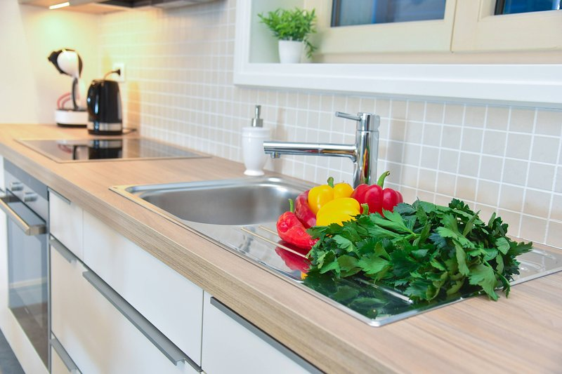 Lustica Bay Apartments - Sunshine APT, holiday rental in Krasici