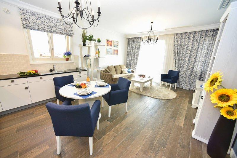 Lustica Bay Apartments - Adriatic APT, holiday rental in Krasici