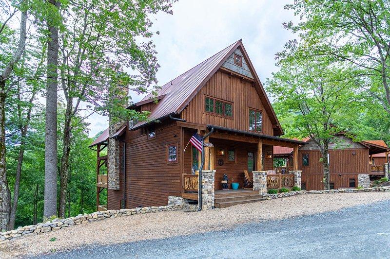 Bag End at Eagles Nest, holiday rental in Banner Elk