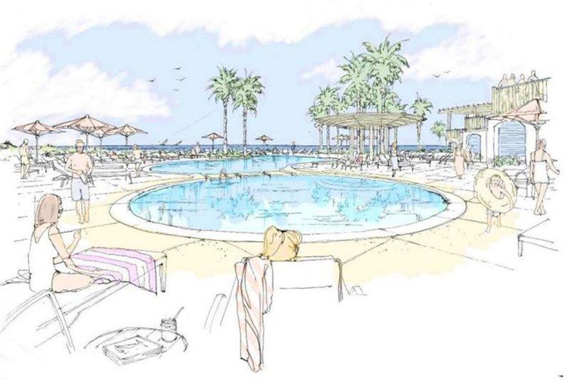 Building,Hotel,Resort,Water,Hot Tub