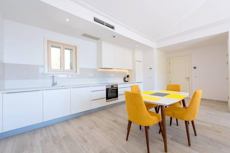 Lustica Bay Apartments - 1BD APT, holiday rental in Krasici