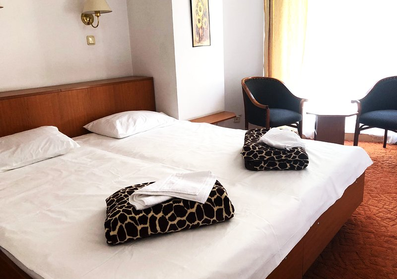 Capricorn's Suite with extra beds, holiday rental in Costinesti