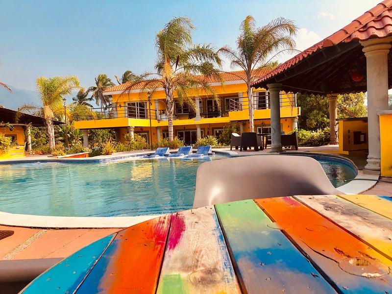 Itzayana Estate...Lost in Paradise, alquiler de vacaciones en Omoa