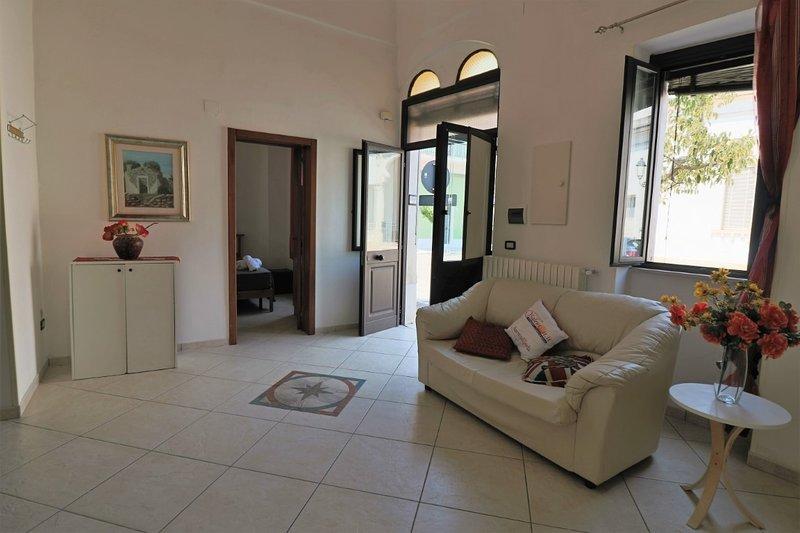 Choria holiday house in the center of Cutrofiano in Salento in Residence Kutra, location de vacances à Cutrofiano