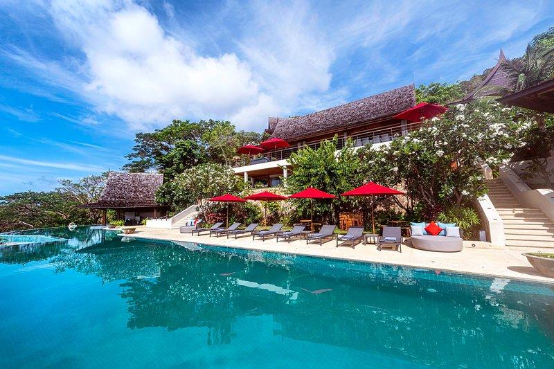 35% OFF | Baan Jakawan Chaweng Lavish Villa w/ 39m Infinity Pool, vacation rental in Choeng Mon