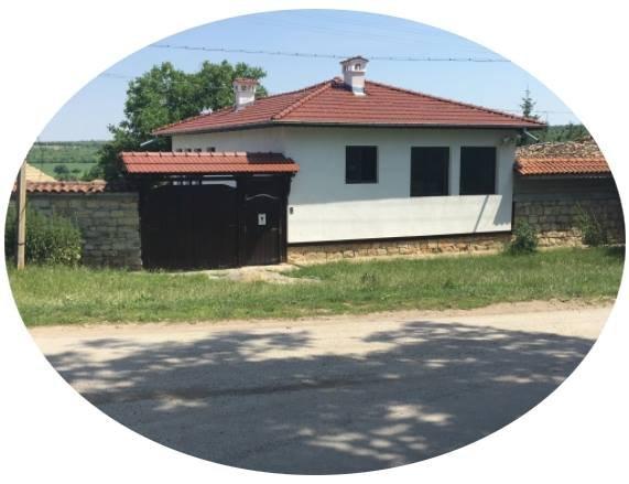 Studio Apartment at The White House, Ferienwohnung in Targovishte Province