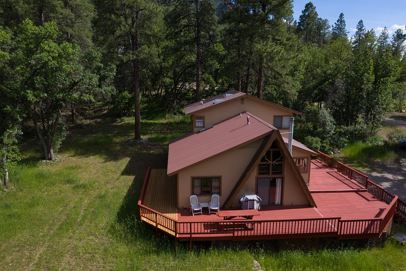 Secluded Cozy Country Cabin 10 Min From Durango Sitting On 6