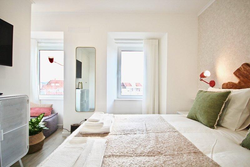 Pandan Apartment, Ajuda, Lisbon, casa vacanza a Porto Brandao
