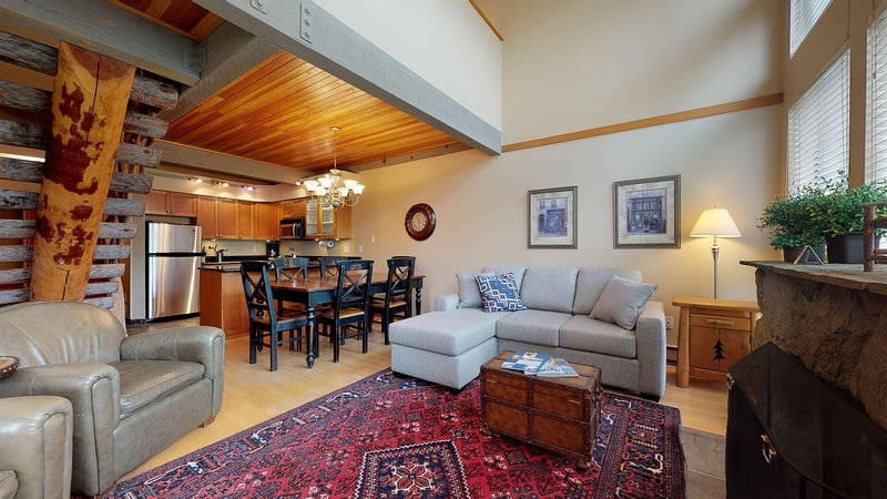 FREE ACTIVITIES -Elegant Ski In / Ski Out Condoby Harmony Whistler, holiday rental in Whistler