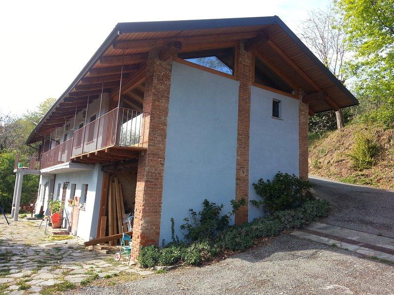 La casa sull'arcobaleno – semesterbostad i Savigliano