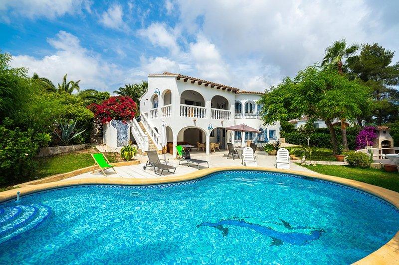 Milolya, vacation rental in El Tosalet