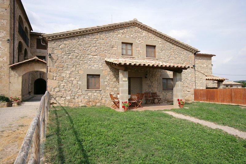 La Caseta de Postils, holiday rental in Clariana de Cardener
