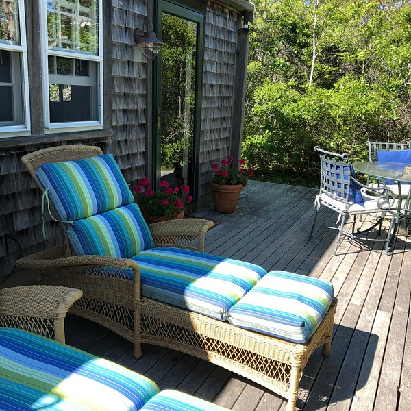 Sweet Private Cottage ~ Near Beach/Shuttle/Bike Path ~ Dog-Friendly!, aluguéis de temporada em Nantucket