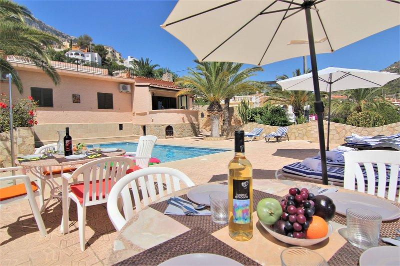 MARYVILLA0240-Gran Vista-Wifi y Parking Gratis., holiday rental in Calpe