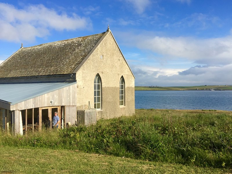 The Space, holiday rental in Birsay