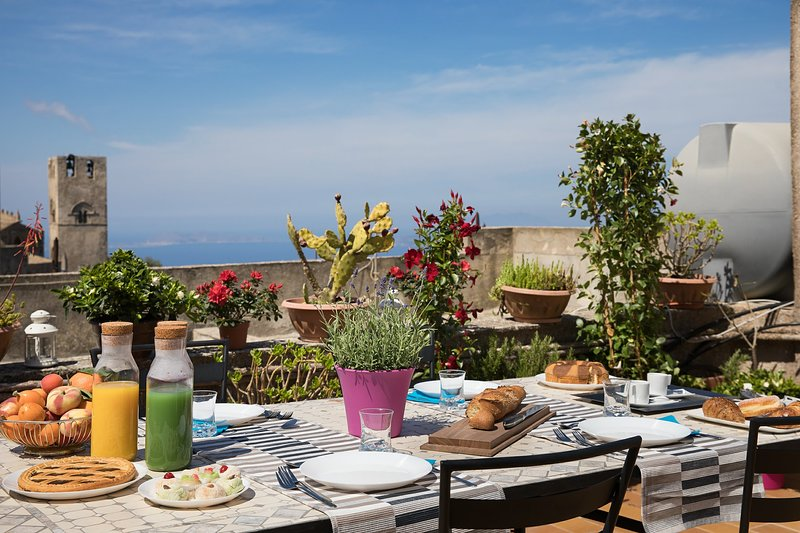 Bed and breakfast Bella vista erice sicily, vacation rental in Erice