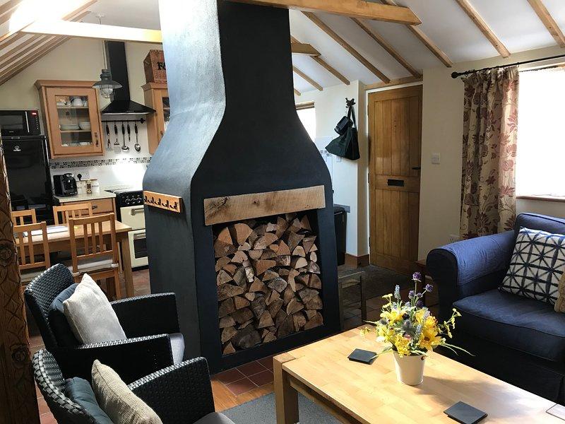 Corner Cottage - gorgeous Single-Storey 4* Holiday Cottage in Saxmundham Suffolk, aluguéis de temporada em Carlton