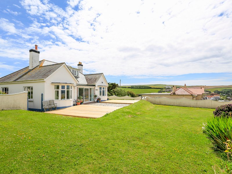 Woolmancliffe, Hope Cove, holiday rental in Hope Cove