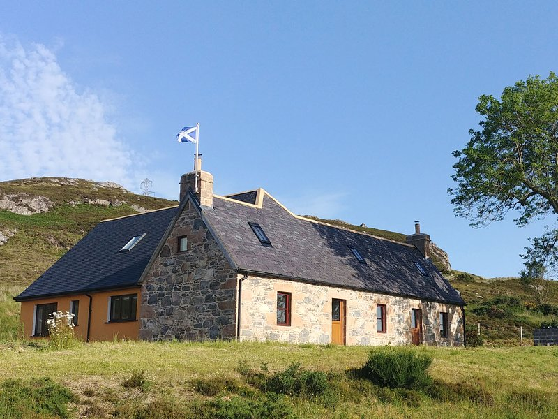 Cuilfearne Croft, near Thurso, vacation rental in Dunbeath