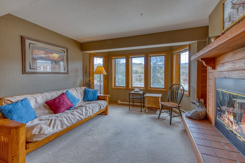 Photo of Relaxing condo near Winter Park w/ mountain views - right on the bus line!