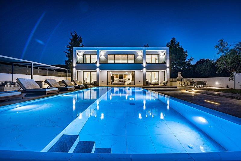 Divine Villa Zakynthos Laganas, holiday rental in Laganas