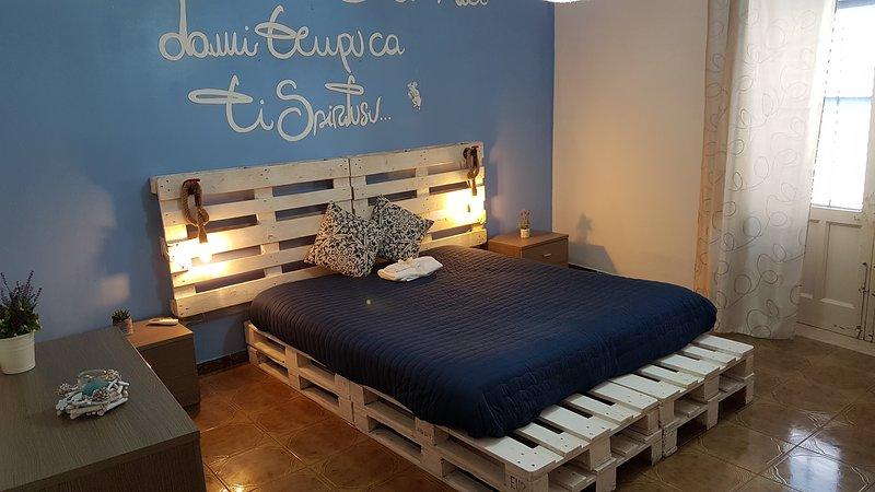 La casa delle bolle, holiday rental in Terrasini